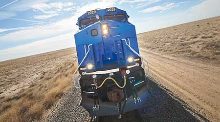GE: Evolution Series Tier 4 locomotives, Trip Optimizer