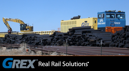 The latest news, events and updates rail professionals need to know