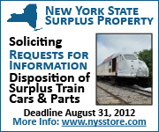 New York State Surplus Property. Click here.