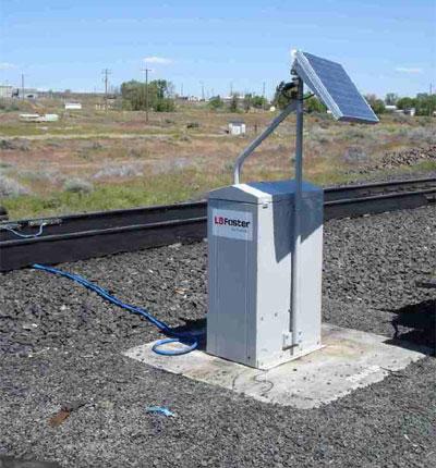 Lubricurve Electro 20 Lubricator Railroad Product