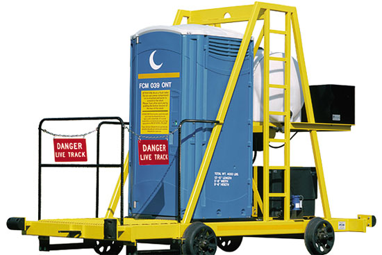 Introducing The First Portable Toilet System Worth A Crap