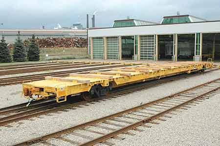 Rail Industry Component National Steel Car Limited
