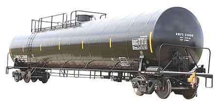 Rail Industry Component American Railcar Industries Inc Tank