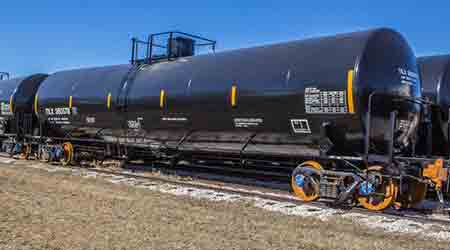 Rail Industry Component Trinityrail Tank Cars Railroad Product