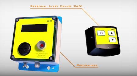 Protran Technology: Protracker Train Device