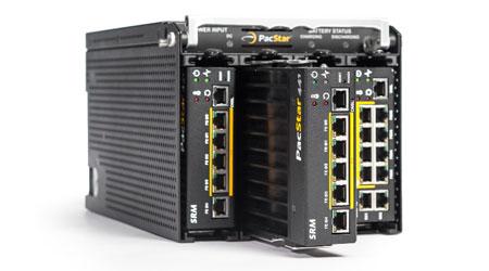 PacStar: Network monitoring solutions