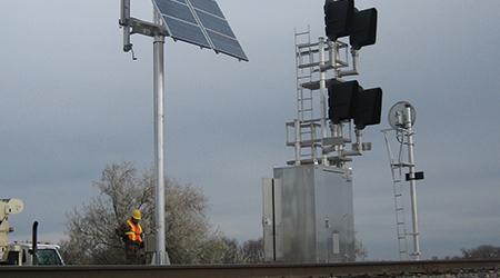 RedHawk Energy: Solar, wind hybrid power systems