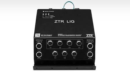 ZTR: Locomotive Interface Gateway