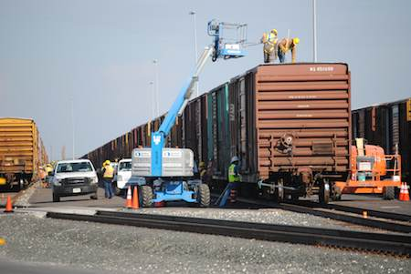 Union Pacific Freight Car Repair Pay