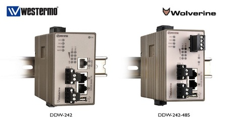 Westermo: Ethernet line extenders