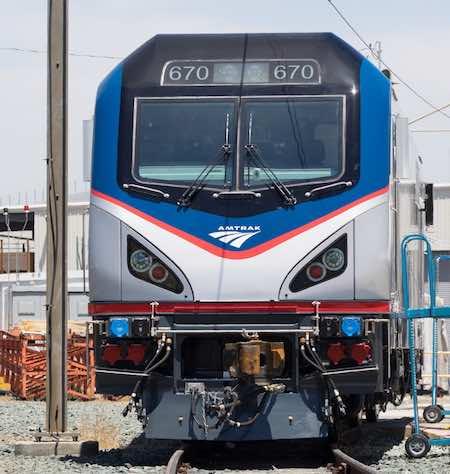 Siemens: ACS-64 electric locomotive