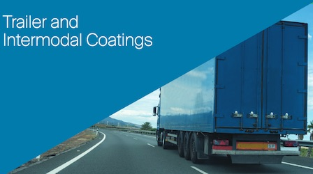 PPG: Trailer and intermodal transportation coatings