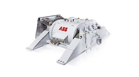 ABB: Effilight® traction transformer