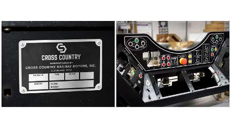 Metalphoto® of Cincinnati: Custom Front Panels and Labels