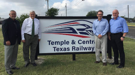 u s rep carter visits temple texas central railroad news