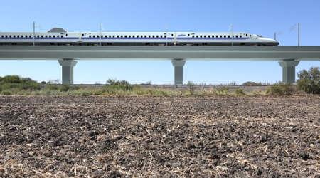 Texas Central, Fluor reach HSR agreement