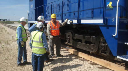 Rail Safe: Operations and safety training