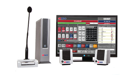 Avtec: Scout™ Dispatch Console System