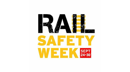 Rail Safety Week kicks off