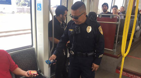 Rail news marta san diego mts increase security - Qualifications for compliance officer ...