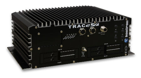 Kontron: TRACe V40x-TR computers for passenger-rail surveillance