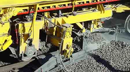 Ballast Distribution System