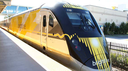 Brightline slates fares and service date