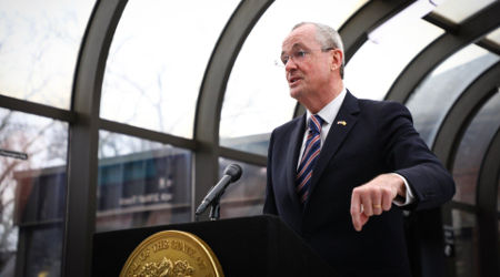 New Jersey Gov. Phil Murphy Makes Medical Marijuana Easier to Purchase