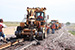 In 2013, BNSF Railway Co. plans to install or replace 1,090 track miles of rail with CWR.