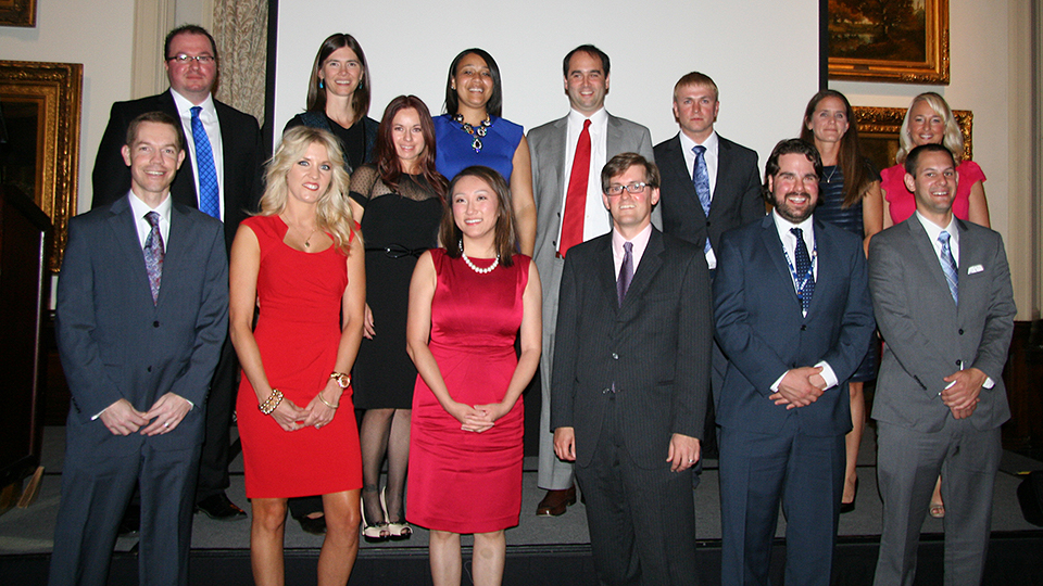 Progressive Railroading's Rising Stars 2015 Honorees