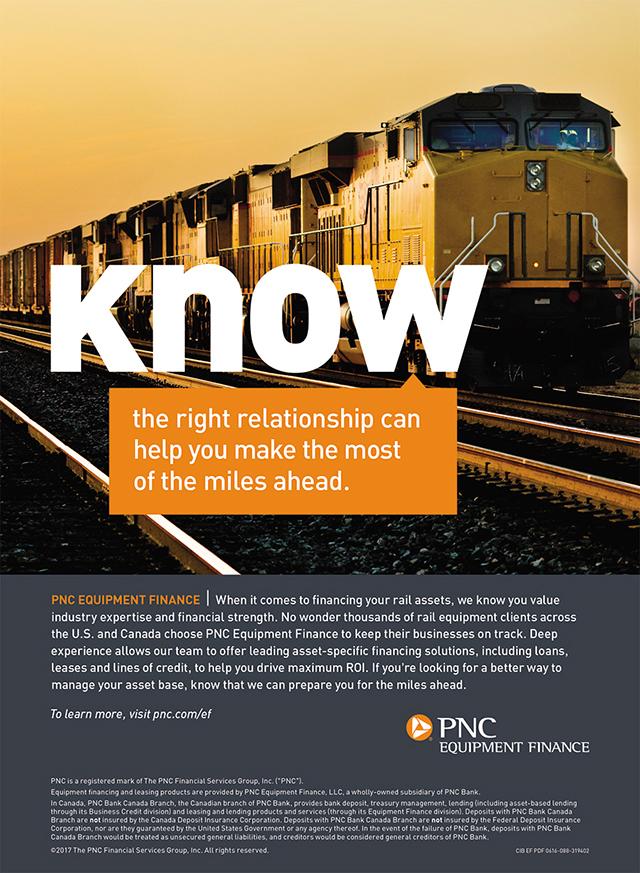 Rail Magazine Articles From Progressive Railroading