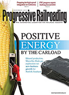 Progressive Railroading Magazine