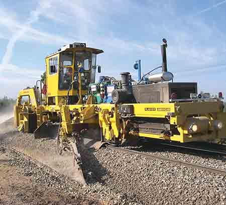 Rail Industry Component: Plasser American Corporation