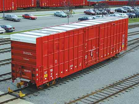 Rail Industry Component National Steel Car Limited Paper Service