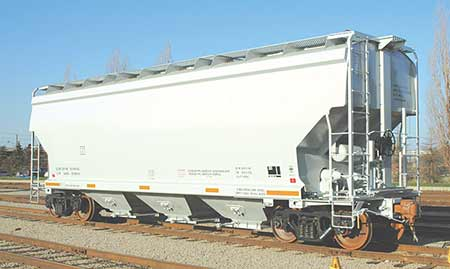 Rail Industry Component National Steel Car Limited 4 300 Cubic