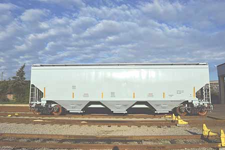 Rail Industry Component National Steel Car Limited 5 431 Cubic