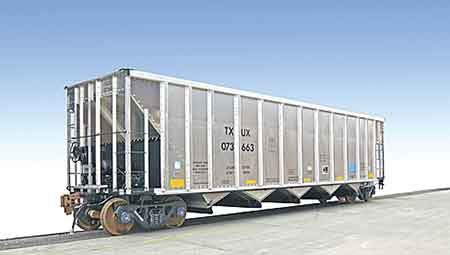 Freight Cars Coal