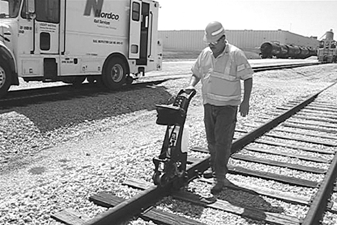 Rail Industry Component: Nordco Rail Services & Inspection