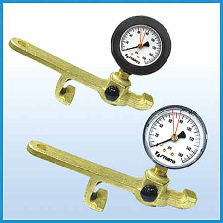 Rail Industry Component: Strato Inc : Brakeman's Test Gauge