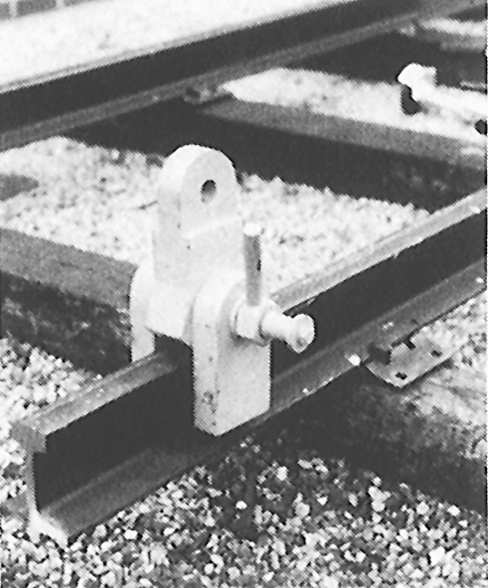 Rail Industry Component: Modern Track Machinery Inc : Model