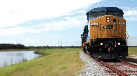 rail insider csx a railroad in pursuit of optimum performance