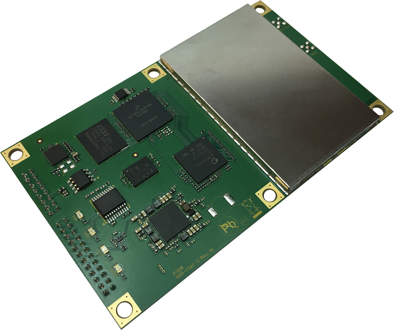 Hemisphere GNSS: All signals receiver board