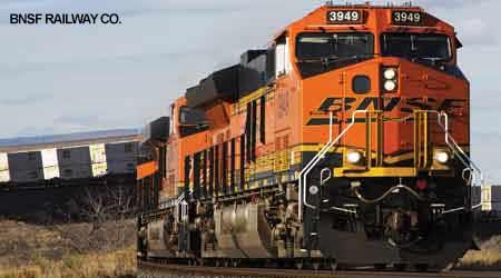 Rail Insider-BNSF Railway's domestic intermodal push