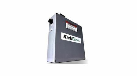 ZTR Control Systems: KickStart battery assist