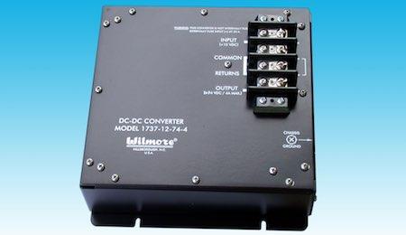 Wilmore Electronics: Series 1737 converters