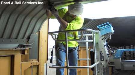 Rail Insider-Freight-car repair shops find steady work despite