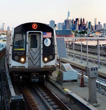 Rail News - New York City Transit mulls F line express