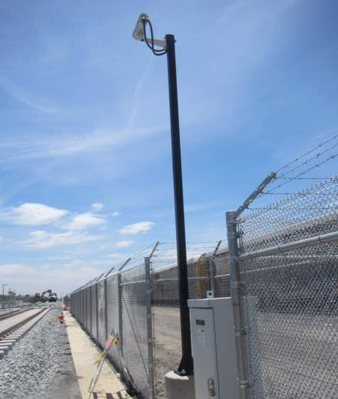 BART intrusion detection cameras