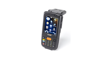 Janam: Rail-specific rugged mobile computer