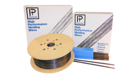 Postle Industries: Forging die welding alloy wires